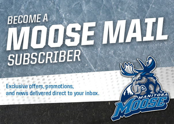 Become a Manitoba Moose Mail Subscriber