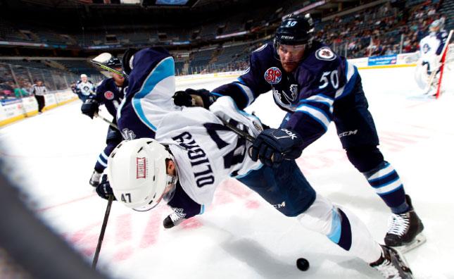 My favourite games this season (part two) - Manitoba Moose