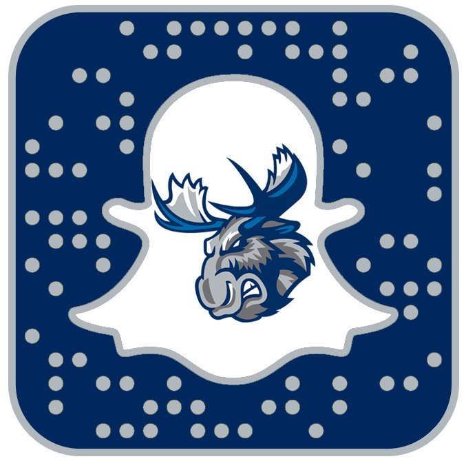 Manitoba Moose Official Snapchat Account