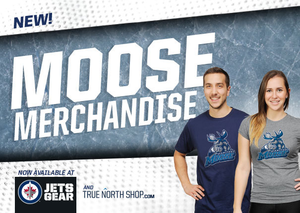 Manitoba Moose Merchandise