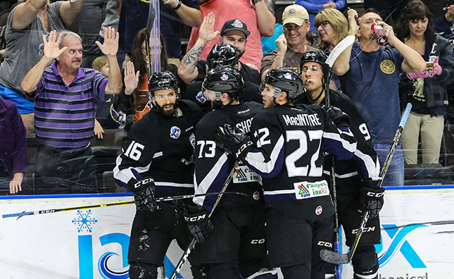 Jets Moose Renew Affiliate Agreement With Icemen Manitoba Moose