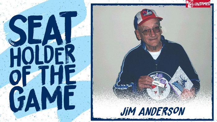 SSH Winner Jim-Anderson
