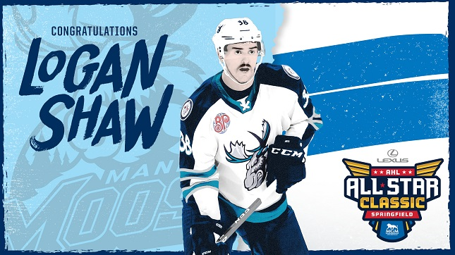 Shaw Named to AHL All-Star Classic - Manitoba Moose d96b4733a