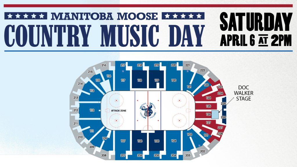 Country Music Day - Manitoba Moose