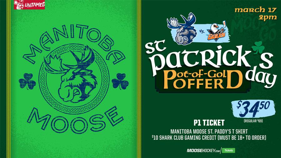 St. Patricks Day Offer
