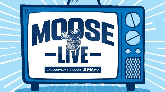 Moose Live AHL TV
