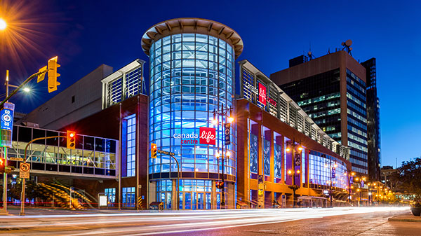How to get to Canada Life Centre