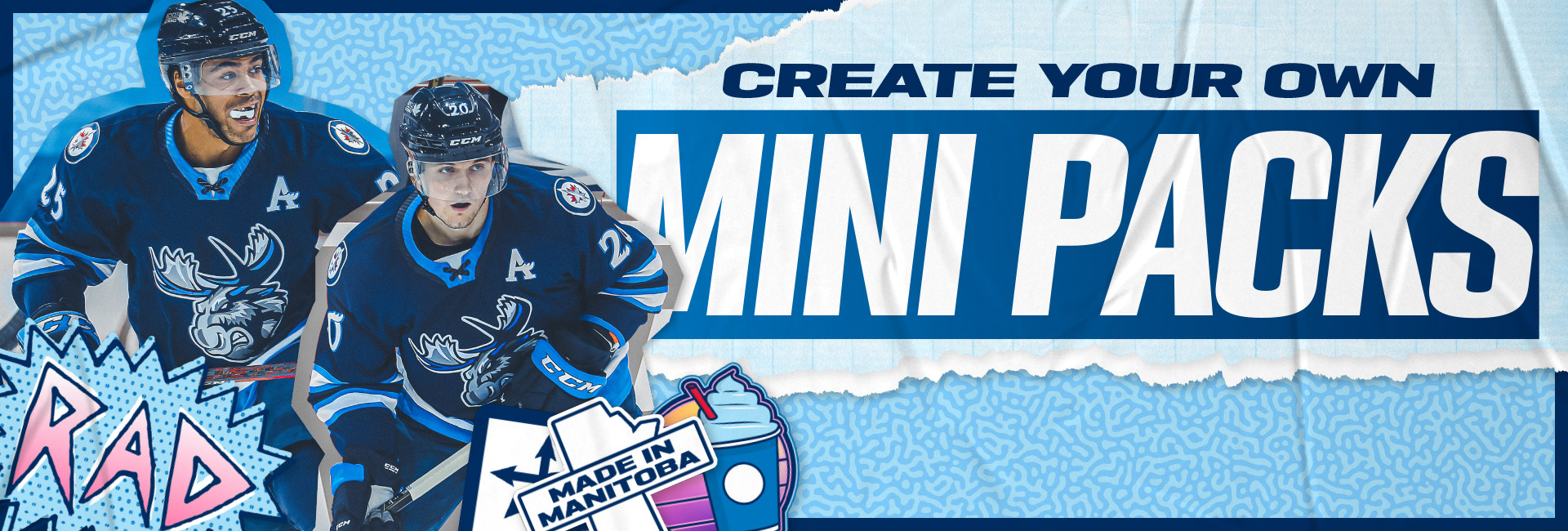 Create your own Mini Pack
