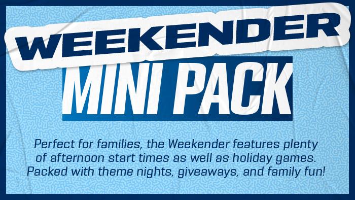 Weekender Mini Pack